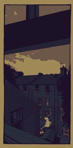 Liam Devereux art print