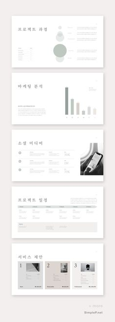Strategy Presentation Template-SIMPLE P. - 案例 - Template for simple business - Powerpoint Poster Template, Powerpoint Design Templates, Ppt Design, Keynote Template, Brochure Template, Design Ideas, Presentation Design, Presentation Templates, Business Presentation