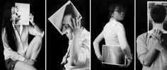 Interesting take on portrait series