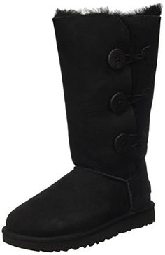 black ugg boots ladies