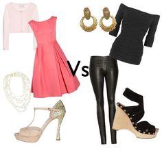 Naughty or nice? I love Olivia newton John's style in Grease!