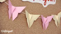 Mariposa de Papel: Origami Butterfly