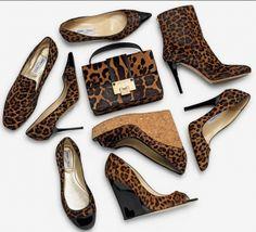 Jimmy Choo leopard love