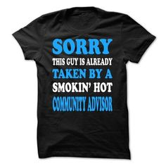 Community Advisor #fashion #T-Shirts. THE BEST  => https://www.sunfrog.com/No-Category/Community-Advisor.html?id=60505