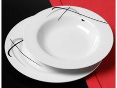 Všetko pre modernú domácnosť | homedesignsk.sk - Súprava tanierov NAOMI, 12-dielna