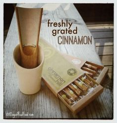 Cinnamon Hill at 100 Days of #RealFood