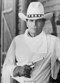 John Wayne's Son, Patrick Wayne.