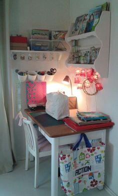 ikea kallax hack schneidetisch mobiler n h und. Black Bedroom Furniture Sets. Home Design Ideas