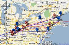Map your Ancestors and bring Genealogy to Life.  What a great idea to do for Family Home Evening with the kids.