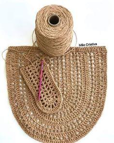 Marvelous Crochet A Shell Stitch Purse Bag Ideas. Wonderful Crochet A Shell Stitch Purse Bag Ideas. Bag Crochet, Crochet Market Bag, Crochet Handbags, Crochet Purses, Crochet Summer, Crochet Cross, Knitting Patterns, Crochet Patterns, Knitted Bags