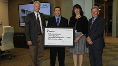 Dominion awards Westmoreland County Community College $30K to purchase well-site trainer