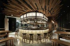 Nella categoria «più bel bar d'Asia»: Toranomon HOP (Giappone)