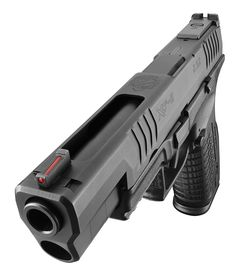Xdm 525 competition series 45acp caliber pistol in bi tone xdm competition series 9mm competitive pistol shooting sciox Choice Image