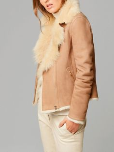 Dreamy #MassimoDutti Double-Sided Jacket.