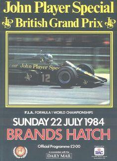 1984 GP de Gran Bretaña en Brands Hatch