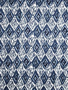 Fabricut Catalpa in Azure