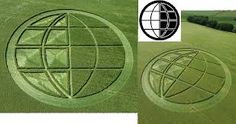 Image result for crop circle Winterbourne Monkton may 2007