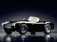 A work of art... 1965 Shelby 289 Cobra