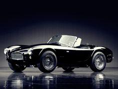 A work of art... 1965 Shelby 289 Cobra