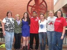 Fountain Valley School of Colorado ~ YARC Members Attend Colorado Teen Literature Conference