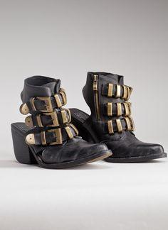 Jeffrey Campbell Tripoli Boots. Sigh...