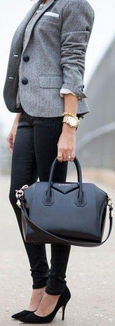 casual style ~ www.bebuzee.com ~