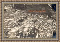 1926 View from the Air Novi Sad, Old Photos, City Photo, Old Pictures, Vintage Photos