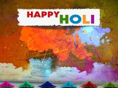 Santa Banta Holi Wallpaper Download