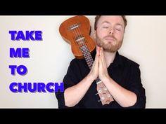 Take Me To Church - Hozier (Ukulele Tutorial) Ukulele Songs, Ukulele Chords, Music Guitar, Playing Guitar, Take Me To Church, Hawaiian Ukulele, Cool Ukulele, Classical Guitar, Music Lessons