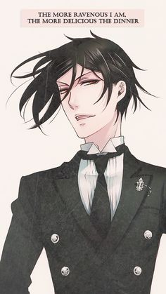 Find images and videos about monochrome, kuroshitsuji and sebastian michaelis on We Heart It - the app to get lost in what you love. Black Butler Sebastian, Black Butler 3, Black Butler Anime, I Love Anime, Anime Guys, Manga Anime, Ciel Phantomhive, Vocaloid, Book Of Circus