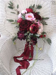 Love this wedding bouquet!