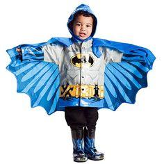 Superhelden Regenjacken für Kinder on http://www.drlima.net