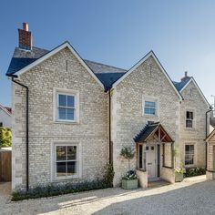 Country Dream House Ideas Building A Own Exterior Design Timber Framed Cotswold Stone