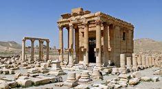 Baalshamin Temple © wikipedia.org