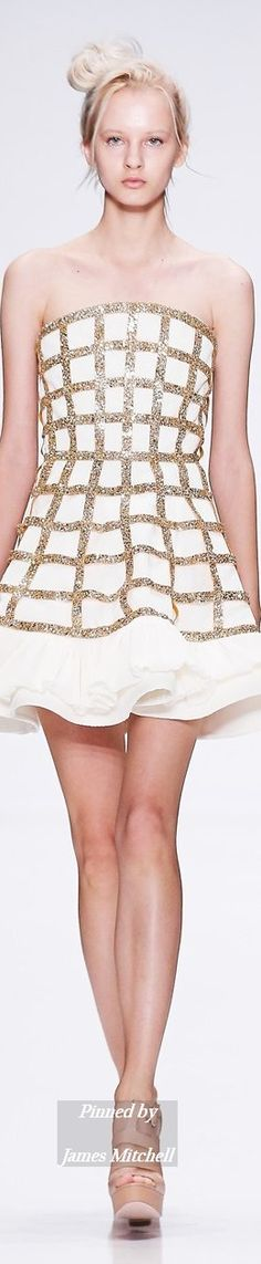 Ester Abner Collection Spring Summer 2015 Moscow