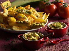 Guacamole - Veja mais em: http://www.cybercook.com.br/receita-de-guacamole.html?codigo=76684
