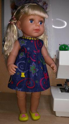 """Puppenkleidung - """"Selina""""  - ein Designerstück von by_Masha bei DaWanda"""