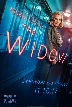 Michelle Pfeiffer is The Widow