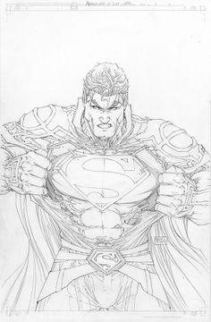 Adventures of Superman #626 cover | Michael Turner