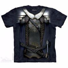 Camiseta Armadura Liberación