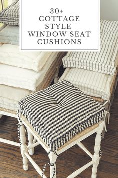 The Best French Mattress Window Seat Cushions
