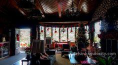 Mountain Lodge & Restaurant at Leonard Wood Road, Baguio City, Philippines Leonard Wood, Baguio City, Philippines, Restaurants, Hotels, Relax, Mountains, Places, Diners