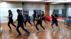 "HR's Dance School ""Saturday Saturday Kardi"" Freestyle Hip-Hop !!!"