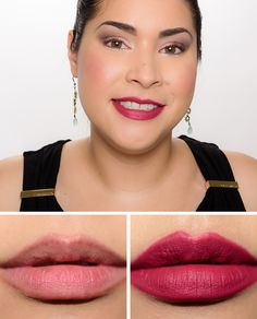 Make Up For Ever M102 Artist Rouge Lipstick Review & Swatches