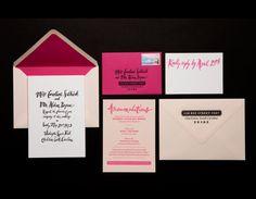 Wedding Paper Crush - Amped Up Letterpress