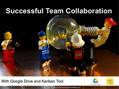 How to improve team productivity? Watch a presentation on successful team collaboration with Google Drive and Kanban Tool.