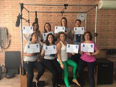 Nosso Professora Debora Excelentíssimo Profissional, na Turma 91 São Paulo - 2016 e seus alunos expressando e esbanjando felicidade no Curso de Pilates. Parabéns a todos os alunos. #thepilatesfisiofitness #pilates curso de pilates curso de pilates sp formação pilates