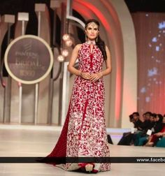 Pakistan Pantene Bridal Couture Week 2013