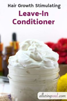 25 DIY Leave-In Conditioner Recipes and Ideas