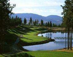 Stunning 2 Bed/2 Bath Luxury Golf Course Condo Sleeps 6 Vacation Rental in Kelowna from @homeaway! #vacation #rental #travel #homeaway